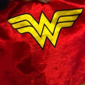 Girls 2t Wonder Woman costume